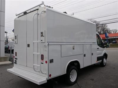 2019 Transit 350 HD DRW 4x2, Reading Aluminum CSV Service Utility Van #46384 - photo 3