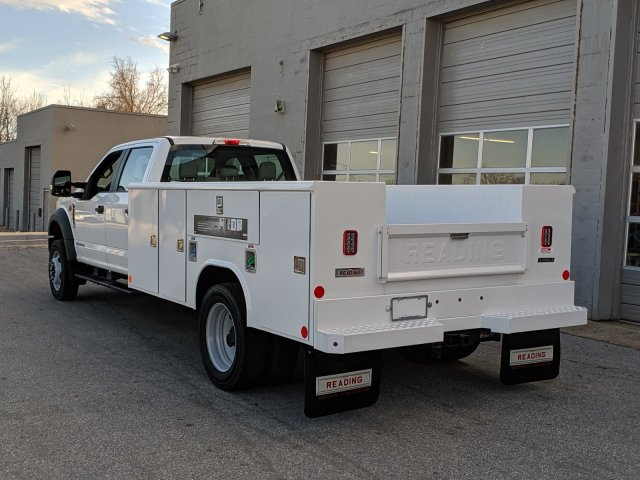 2019 F-550 Crew Cab DRW 4x4, Reading Service Body #46407 - photo 1