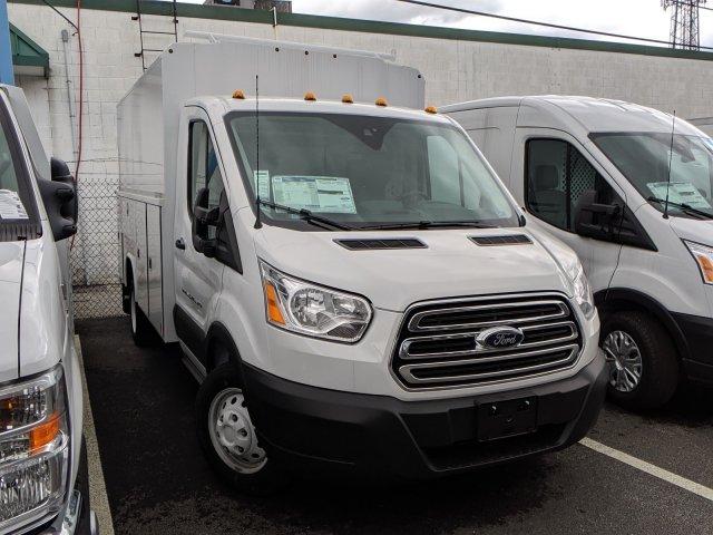 2019 Transit 350 HD DRW 4x2, Reading Aluminum CSV Service Utility Van #46423 - photo 3