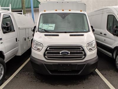 2019 Transit 350 HD DRW 4x2, Reading Aluminum CSV Service Utility Van #46423 - photo 4
