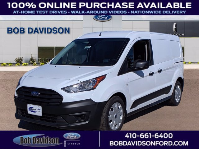 2020 Ford Transit Connect, Empty Cargo Van #50075 - photo 1