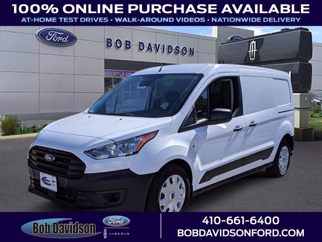 2020 Ford Transit Connect, Empty Cargo Van #50076 - photo 1