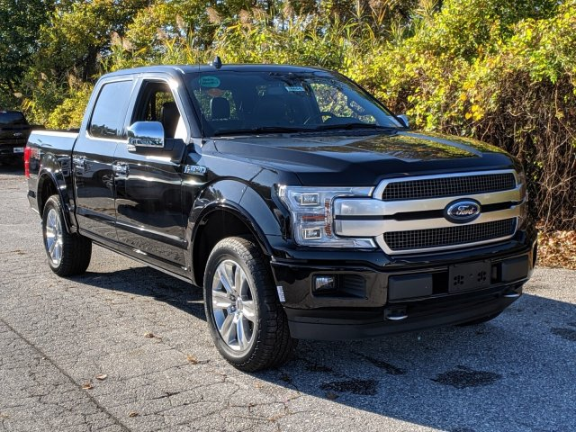 2020 F-150 SuperCrew Cab 4x4, Pickup #50084 - photo 4