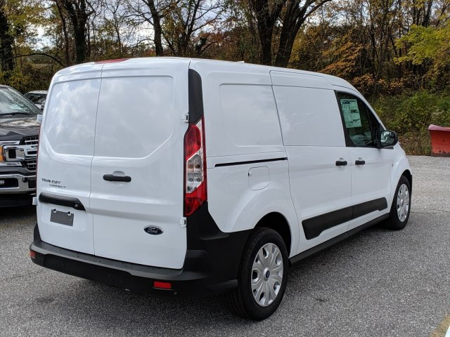 2020 Ford Transit Connect, Empty Cargo Van #50091 - photo 4