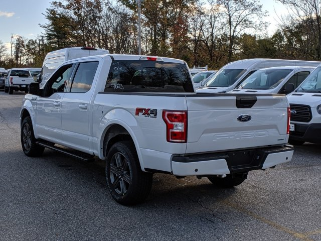 2020 F-150 SuperCrew Cab 4x4, Pickup #50101 - photo 1