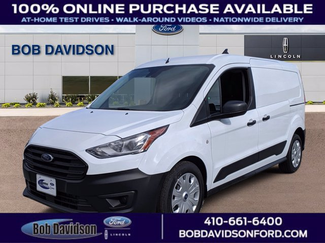 2020 Ford Transit Connect, Empty Cargo Van #50112 - photo 1