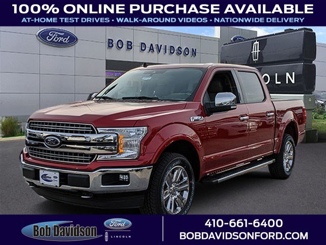 2020 F-150 SuperCrew Cab 4x4, Pickup #50140 - photo 1