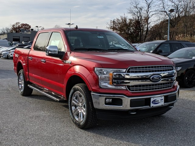 2020 F-150 SuperCrew Cab 4x4, Pickup #50140 - photo 4
