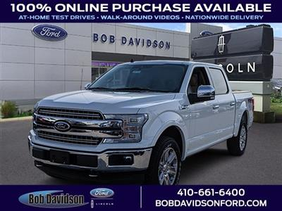 2020 F-150 SuperCrew Cab 4x4, Pickup #50143 - photo 1
