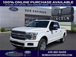 2020 F-150 SuperCrew Cab 4x4, Pickup #50169 - photo 1