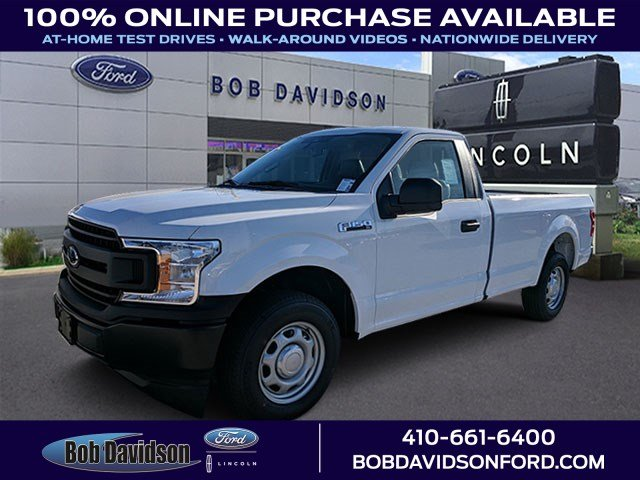 2020 F-150 Regular Cab 4x2, Pickup #50181 - photo 1