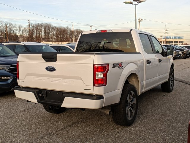 2020 F-150 SuperCrew Cab 4x4, Pickup #50191 - photo 3