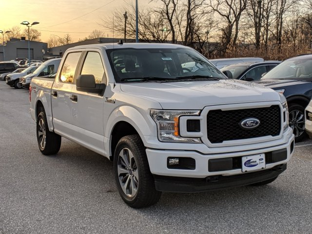 2020 F-150 SuperCrew Cab 4x4, Pickup #50191 - photo 4