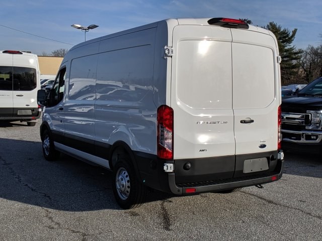2020 Ford Transit 250 Med Roof AWD, Empty Cargo Van #50198 - photo 3
