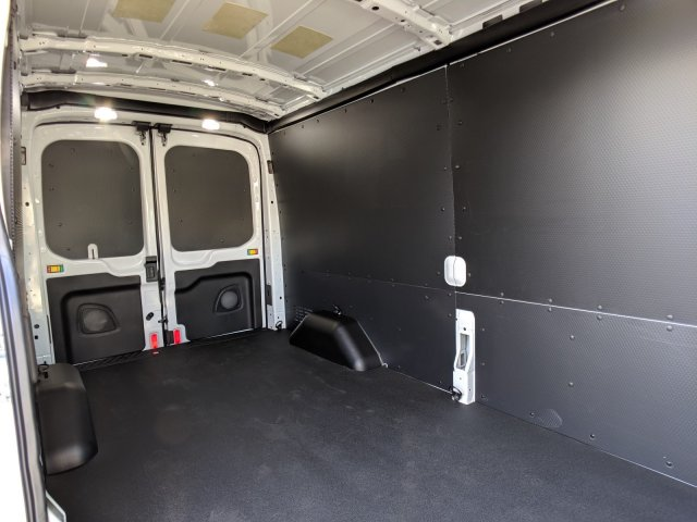 2020 Ford Transit 250 Med Roof AWD, Empty Cargo Van #50198 - photo 9
