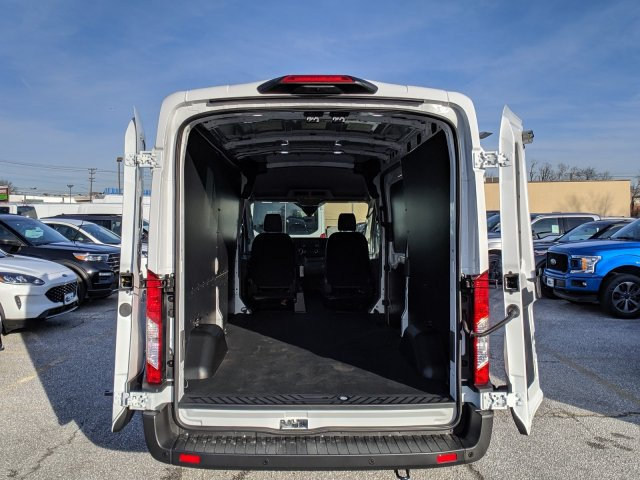 2020 Ford Transit 250 Med Roof AWD, Empty Cargo Van #50198 - photo 2