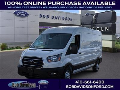 2020 Ford Transit 250 Med Roof AWD, Empty Cargo Van #50198 - photo 1