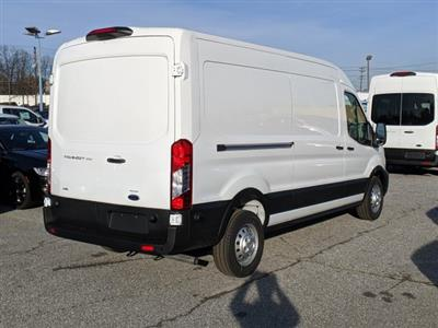 2020 Ford Transit 250 Med Roof AWD, Empty Cargo Van #50198 - photo 4