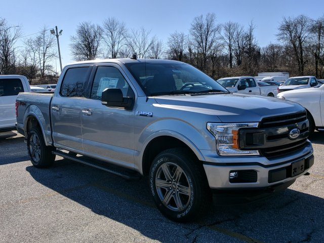 2020 F-150 SuperCrew Cab 4x4, Pickup #50204 - photo 4