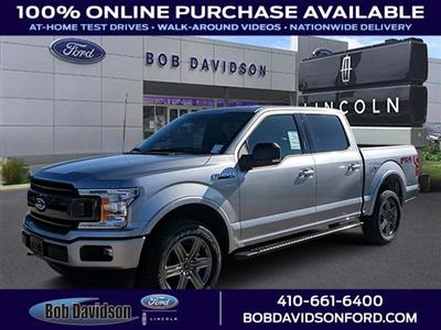 2020 F-150 SuperCrew Cab 4x4, Pickup #50204 - photo 1