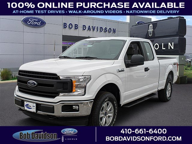 2020 F-150 Super Cab 4x4, Pickup #50210 - photo 1
