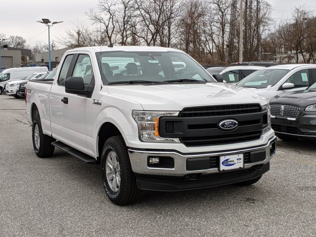 2020 F-150 Super Cab 4x4, Pickup #50210 - photo 4