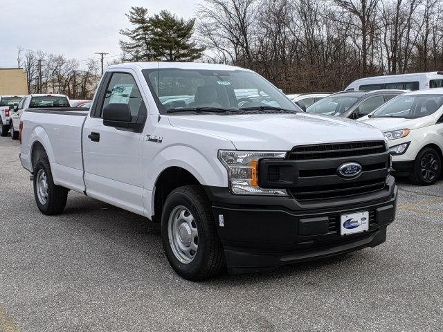 2020 F-150 Regular Cab 4x2, Pickup #50306 - photo 4