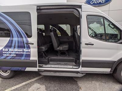 2020 Ford Transit 350 Med Roof RWD, Passenger Wagon #50326 - photo 7
