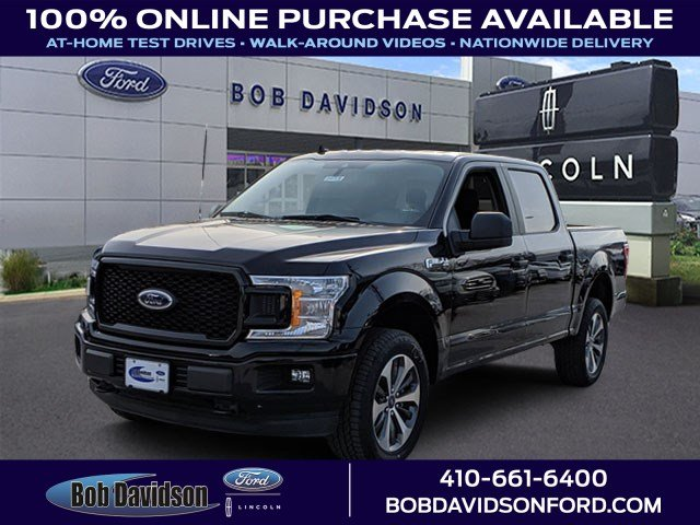 2020 F-150 SuperCrew Cab 4x4, Pickup #50369 - photo 1