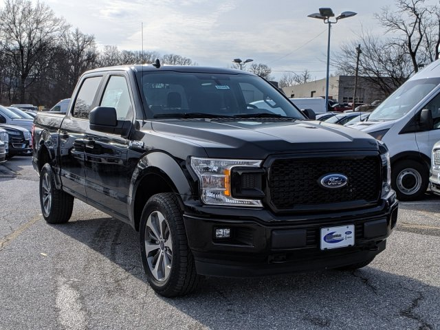 2020 F-150 SuperCrew Cab 4x4, Pickup #50369 - photo 4
