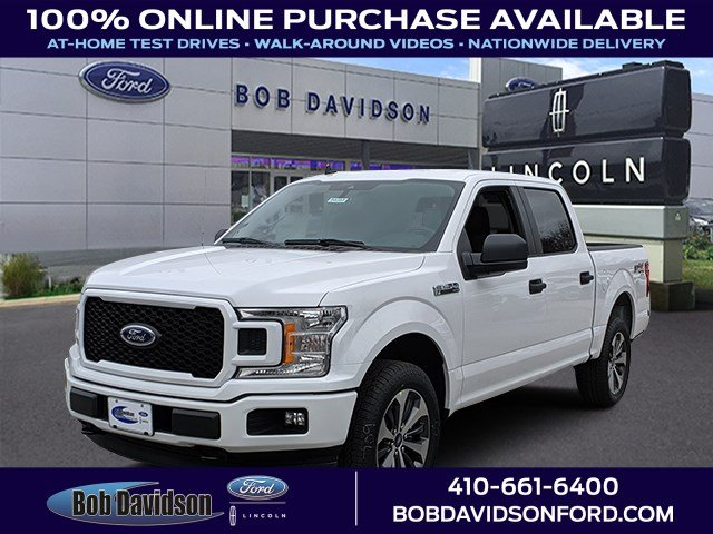 2020 F-150 SuperCrew Cab 4x4, Pickup #50383 - photo 1