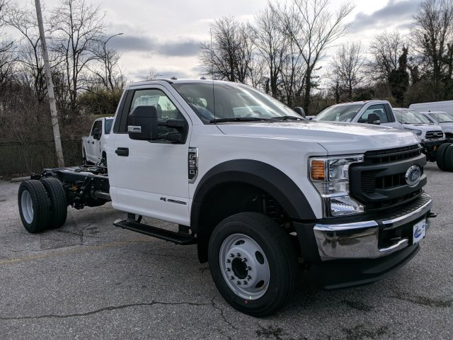 2020 F-550 Regular Cab DRW 4x2, Cab Chassis #50395 - photo 4