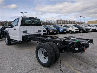 2020 F-550 Regular Cab DRW 4x2, Cab Chassis #50395 - photo 2