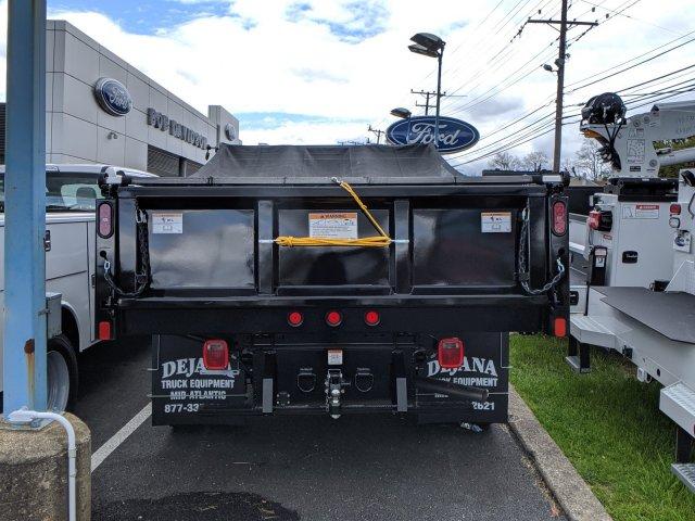 2020 Ford F-550 Regular Cab DRW 4x2, Rugby Eliminator LP Steel Dump Body #50396 - photo 3