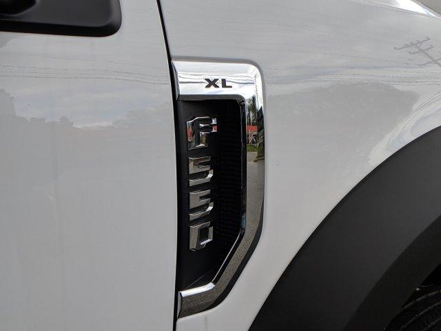 2020 Ford F-550 Regular Cab DRW 4x2, Rugby Eliminator LP Steel Dump Body #50396 - photo 6