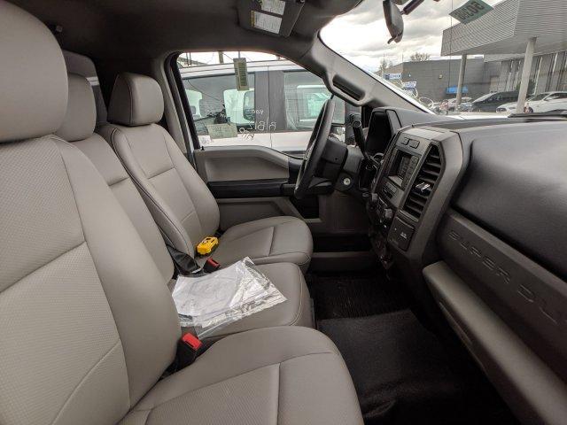 2020 Ford F-550 Regular Cab DRW 4x2, Rugby Eliminator LP Steel Dump Body #50396 - photo 9