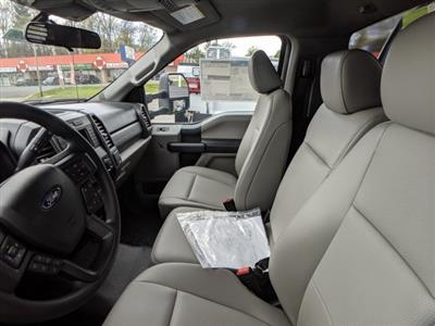 2020 Ford F-550 Regular Cab DRW 4x2, Rugby Eliminator LP Steel Dump Body #50396 - photo 13