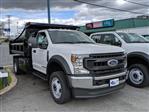 2020 Ford F-550 Regular Cab DRW 4x2, Rugby Eliminator LP Steel Dump Body #50396 - photo 4