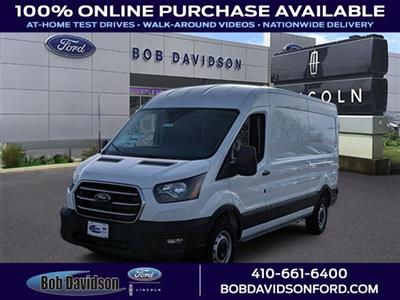 2020 Transit 250 Med Roof RWD, Empty Cargo Van #50398 - photo 1