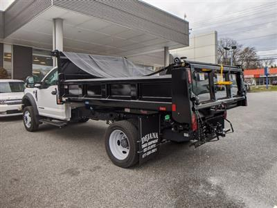 2020 Ford F-550 Regular Cab DRW 4x2, Cab Chassis #50399 - photo 2