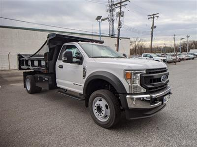 2020 Ford F-550 Regular Cab DRW 4x2, Cab Chassis #50399 - photo 4