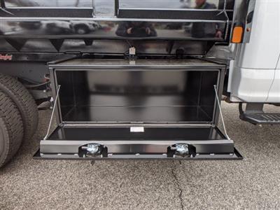 2020 Ford F-550 Regular Cab DRW 4x2, Rugby Eliminator LP Steel Dump Body #50399 - photo 8