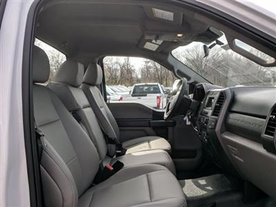 2020 Ford F-550 Regular Cab DRW 4x2, Rugby Eliminator LP Steel Dump Body #50399 - photo 10