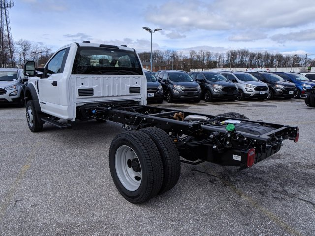 2020 Ford F-550 Regular Cab DRW 4x2, Cab Chassis #50405 - photo 2