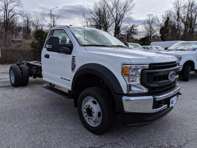 2020 Ford F-550 Regular Cab DRW 4x2, Cab Chassis #50405 - photo 4