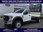 2020 Ford F-550 Regular Cab DRW 4x2, Cab Chassis #50405 - photo 1