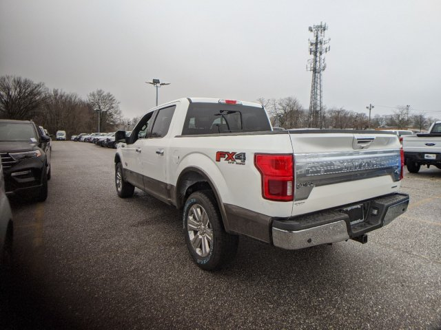 2020 F-150 SuperCrew Cab 4x4, Pickup #50469 - photo 2