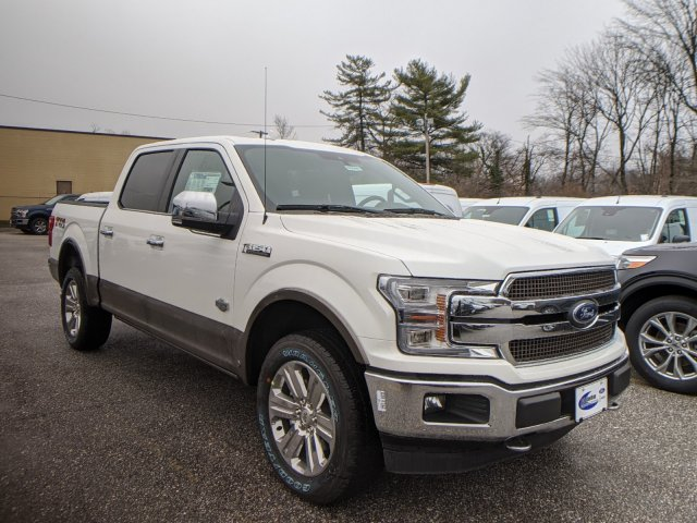 2020 F-150 SuperCrew Cab 4x4, Pickup #50469 - photo 4