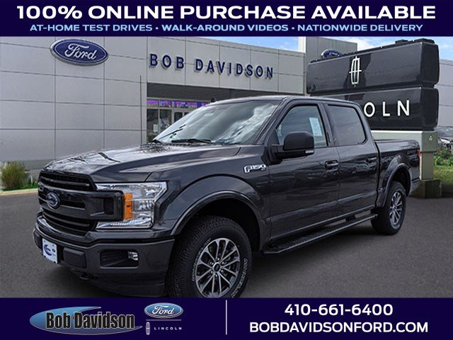 2020 F-150 SuperCrew Cab 4x4, Pickup #50523 - photo 1