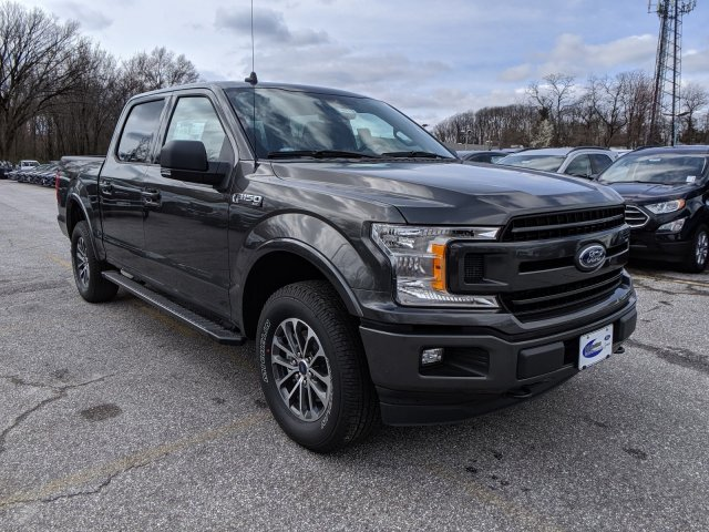 2020 F-150 SuperCrew Cab 4x4, Pickup #50523 - photo 4